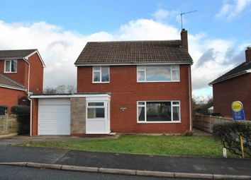 Thumbnail 3 bedroom detached house to rent in Westune, Whitchurch, Shropshire