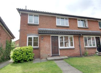 Thumbnail 1 bed end terrace house for sale in Windermere Close, Egham, Surrey