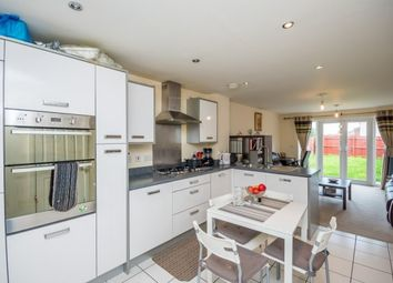 Thumbnail 3 bed town house to rent in Merton Way, Walsall