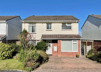 Thumbnail 4 bed detached house for sale in Reddicliff Close, Plymstock, Plymouth