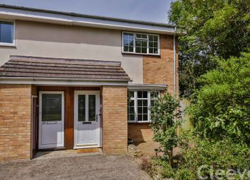 Thumbnail 3 bed semi-detached house for sale in Oldacre Drive, Bishops Cleeve, Cheltenham