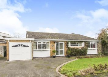 Thumbnail 3 bed bungalow for sale in Ferneley Rise, Thrussington, Leicester, Leicestershire