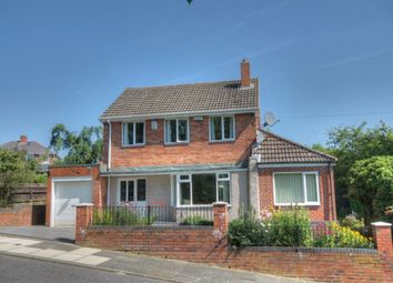 Thumbnail 3 bed detached house for sale in The Mount, Throckley, Newcastle Upon Tyne
