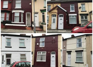 Thumbnail 3 bedroom terraced house for sale in Riddock Road, Liverpool