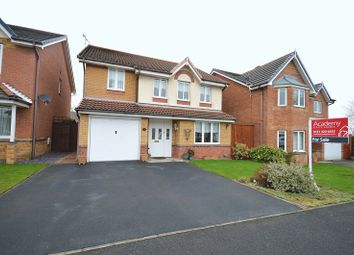 Thumbnail 4 bedroom detached house for sale in Bermondsey Grove, Widnes
