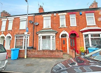 Thumbnail 3 bed terraced house for sale in Welbeck Street, Hull, East Yorkshire