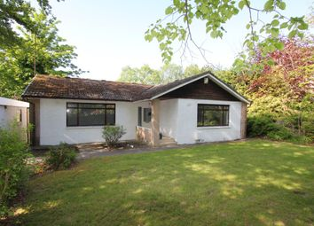 Thumbnail 3 bedroom detached bungalow to rent in Jordanhill, Southbrae Drive, - Unfurnished