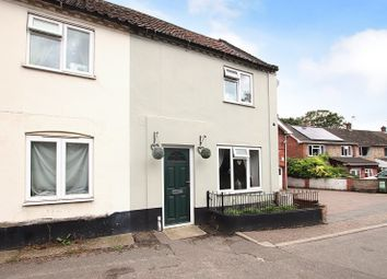 Thumbnail 3 bed end terrace house for sale in Brook Street, Buxton, Norwich