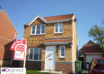 Thumbnail 3 bed detached house to rent in Hevingham Close, Havelock Park, Sunderland