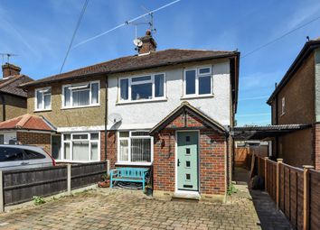 Thumbnail 4 bed semi-detached house for sale in Selwood Road, Woking