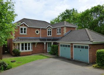 Thumbnail 4 bed detached house for sale in Gainsborough Way, Lang Farm, Daventry
