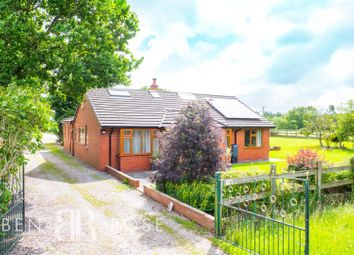 Thumbnail 4 bed detached bungalow for sale in Wood Lane, Heskin, Chorley