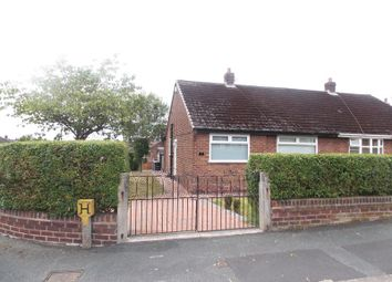 Thumbnail 2 bed semi-detached bungalow to rent in Shirley Avenue, Hyde