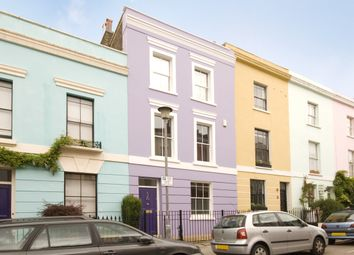 Thumbnail 3 bed terraced house to rent in Falkland Road, Kentish Town, London