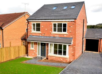 Thumbnail 5 bed detached house for sale in Plot 2, Westfield Lane, Kippax, Leeds, West Yorkshire