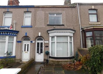 Thumbnail 3 bed property to rent in Cheltenham Street, Barrow-In-Furness