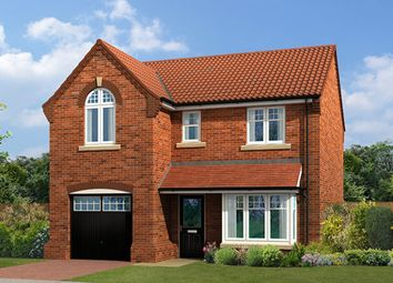 """Thumbnail 4 bed detached house for sale in """"The Windsor"""" at Brand Lane, Stanton Hill, Sutton-In-Ashfield"""
