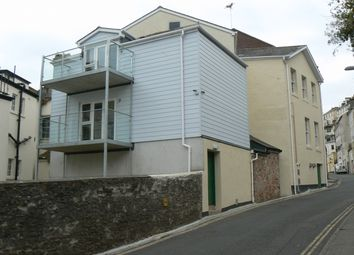 Thumbnail 1 bed flat to rent in Rock Road, Torquay
