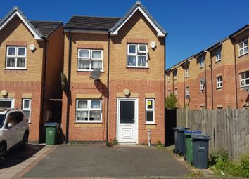 3 bed detached house for sale in Farm End Close, West Bromwich B71