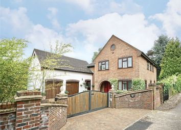Thumbnail 5 bed detached house for sale in Great North Road, Eaton Socon, St. Neots, Cambridgeshire