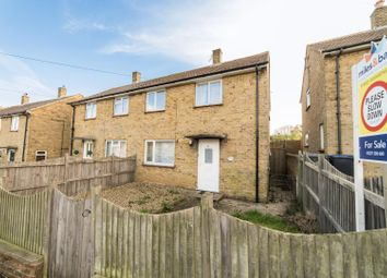 Thumbnail 4 bed semi-detached house for sale in Knight Avenue, Canterbury