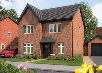"""3 bed detached house for sale in """"The Larch"""" at """"The Larch"""" At Southam Road, Radford Semele, Leamington Spa CV31"""