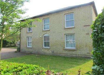 Thumbnail 1 bed flat to rent in Fen Road, Milton, Cambridge