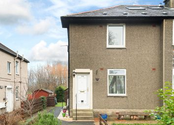 Thumbnail 3 bed flat for sale in Carrick Knowe Avenue, Edinburgh