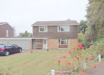 Thumbnail 4 bed detached house to rent in Walters Mead, Ashtead