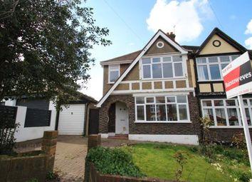 Thumbnail 3 bed semi-detached house for sale in Derrick Avenue, South Croydon, Surrey