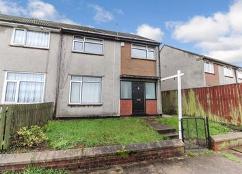 3 bed end terrace house for sale in Don Close, Bettws, Newport NP20