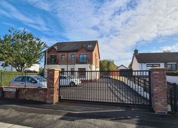 Thumbnail 3 bed flat for sale in Lagan Ville Court, Lisburn