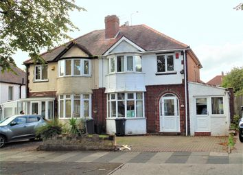 Thumbnail 4 bed semi-detached house to rent in Warrenhill Road, Kingstanding