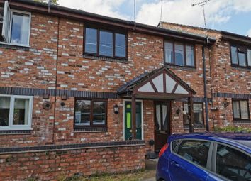 Thumbnail Terraced house for sale in Ambuscade Close, Crewe
