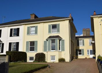 Thumbnail 3 bed flat to rent in Bath Terrace, Instow, Bideford