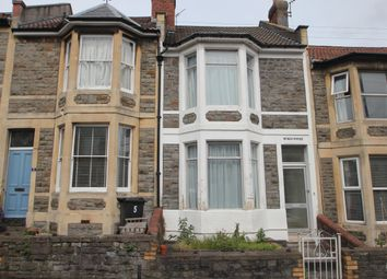 Thumbnail 2 bed terraced house for sale in Wellington Hill, Horfield, Bristol