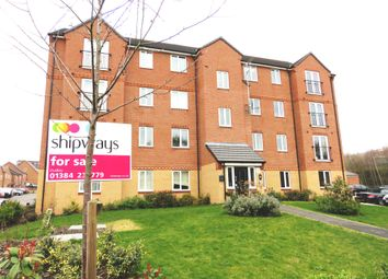 Thumbnail 2 bedroom flat for sale in Cascade Way, Dudley