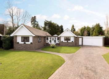 Thumbnail 3 bed detached bungalow for sale in Weald Close, Bromley