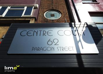 Thumbnail 1 bed flat to rent in Paragon Street, Hull