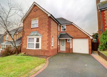 Thumbnail 4 bed detached house for sale in Danube Close, Droitwich