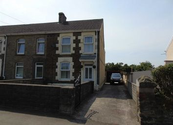 Thumbnail 2 bedroom end terrace house for sale in Llanerch Road, Bonymaen, Swansea