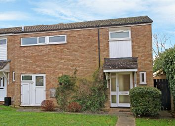 Thumbnail 3 bed end terrace house to rent in Fairfield Close, Radlett