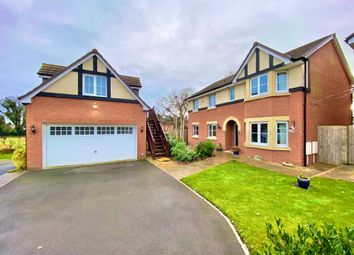 4 bed detached house for sale in Hughes Lane, Malpas SY14