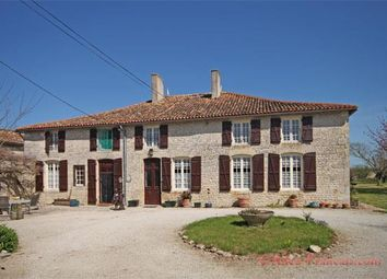 Thumbnail 6 bed property for sale in Chef Boutonne, Deux-Sèvres, 79110, France