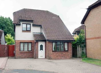 Thumbnail 4 bed detached house for sale in Tamar Drive, Gardenhall, East Kilbride