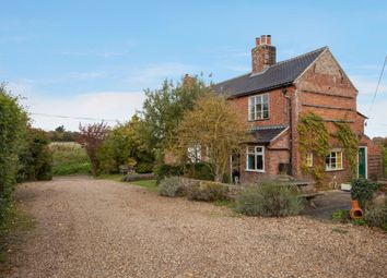 Thumbnail 6 bed cottage for sale in Stubbs Green, Loddon, Norwich