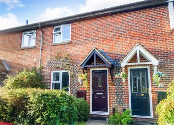 Thumbnail 2 bed terraced house for sale in Shellwood Drive, Dorking