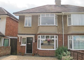 Thumbnail 3 bed property to rent in Trevor Crescent, Northampton