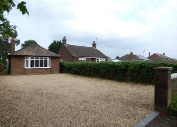 Thumbnail 2 bed bungalow for sale in Kings Delph, Whittlesey, Peterborough, Cambridgeshire