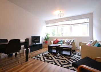 Thumbnail 3 bed flat to rent in Tower Court, Mackennal Street, London